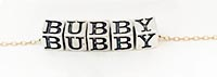 Gold Bubby Necklace 5.5mm